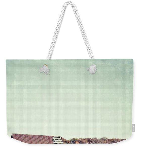 Shackn Up Weekender Tote Bag