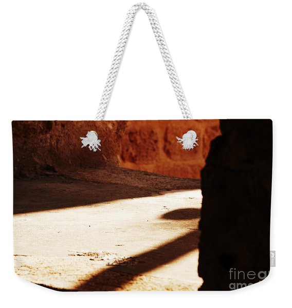Shadow On The Windows Weekender Tote Bag