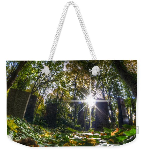 Shine Once More Weekender Tote Bag