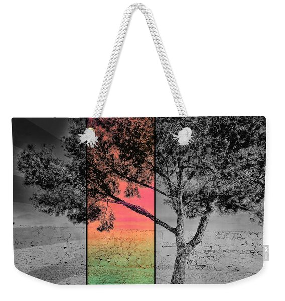 Show Me The Light Weekender Tote Bag