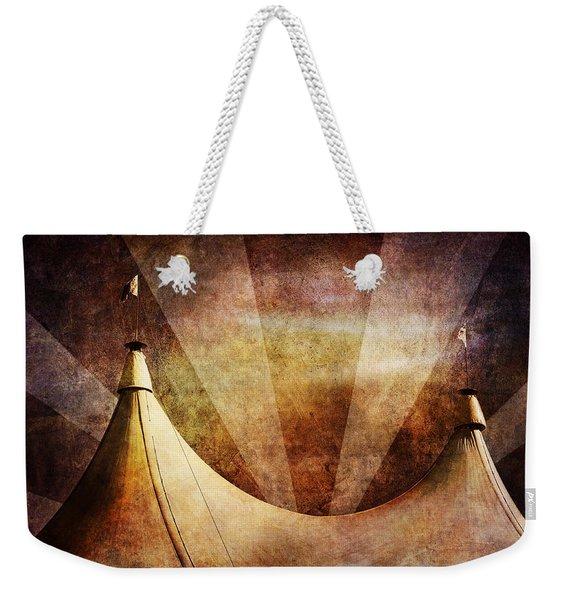 Showtime Weekender Tote Bag