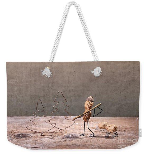 Simple Things - Christmas 01 Weekender Tote Bag