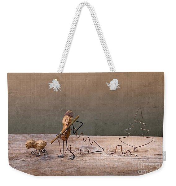 Simple Things - Christmas 02 Weekender Tote Bag