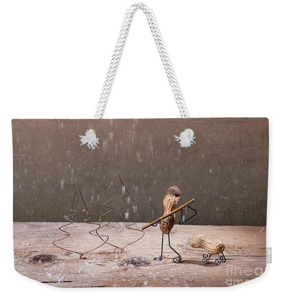 Simple Things - Christmas 04 Weekender Tote Bag