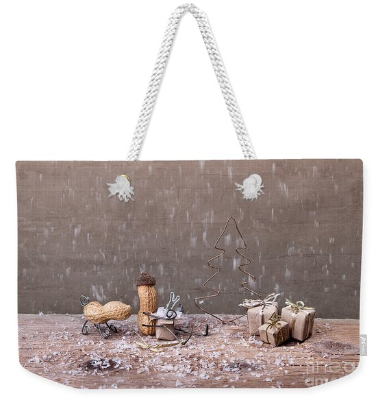 Simple Things - Christmas 07 Weekender Tote Bag