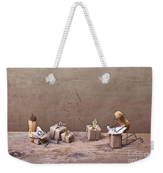 Simple Things - Christmas 08 Weekender Tote Bag