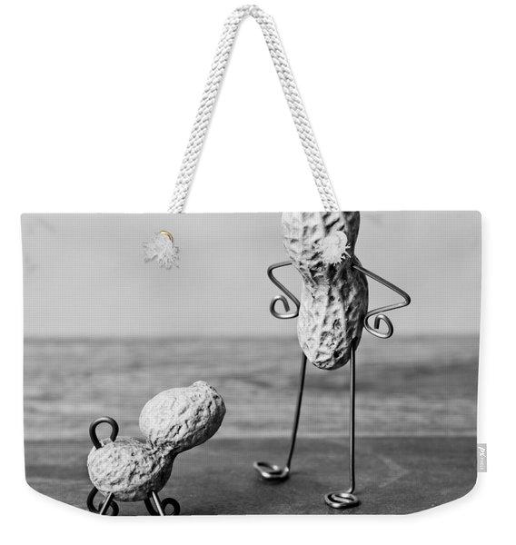 Simple Things 19 Weekender Tote Bag