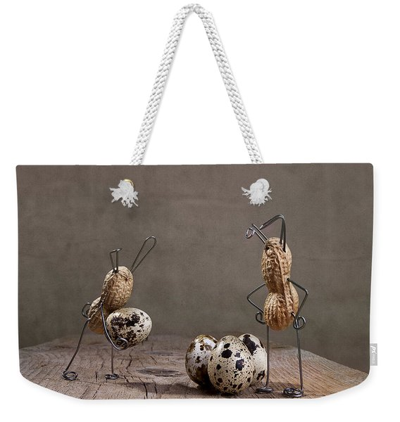 Simple Things Easter 02 Weekender Tote Bag