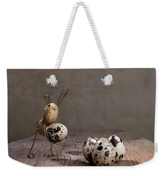 Simple Things Easter 03 Weekender Tote Bag