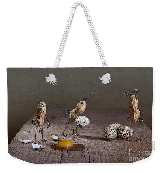 Simple Things Easter 04 Weekender Tote Bag
