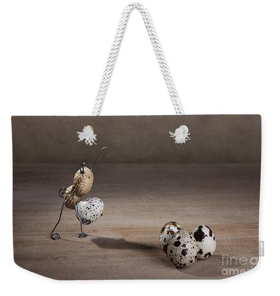 Simple Things Easter 08 Weekender Tote Bag