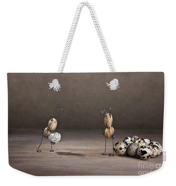 Simple Things Easter 09 Weekender Tote Bag
