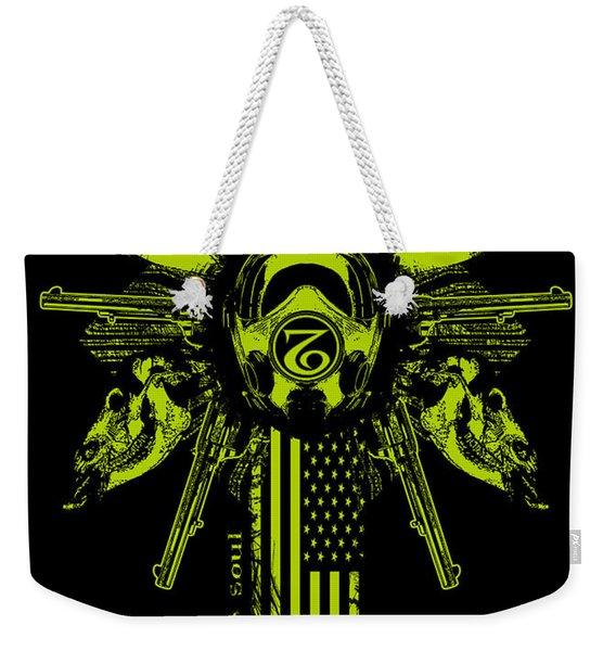 Six Shooter Weekender Tote Bag