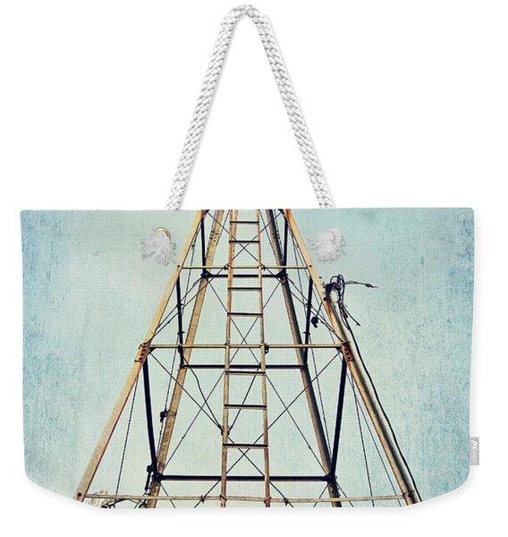 Sky High Weekender Tote Bag