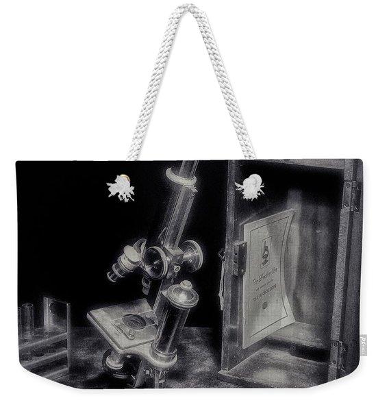 Small Things Considered Weekender Tote Bag