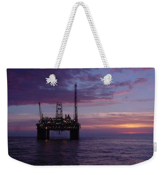 Snorre Sunset Weekender Tote Bag