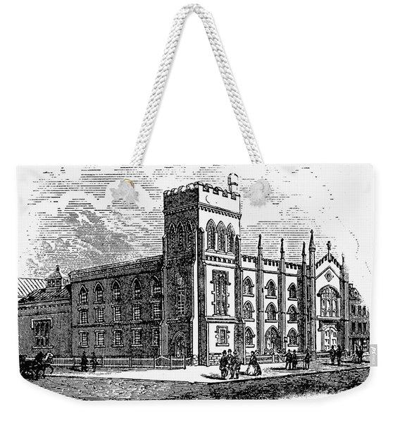 Societies: Odd Fellows Weekender Tote Bag
