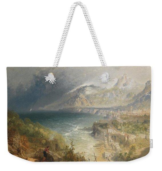 Sorrento Weekender Tote Bag