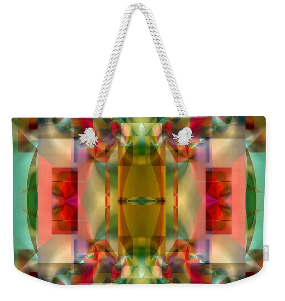 Soul Sanctuary 2 Weekender Tote Bag