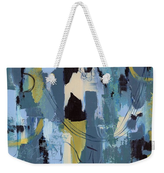 Spa Abstract 1 Weekender Tote Bag