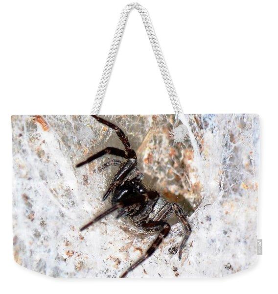 Spiders Trap Weekender Tote Bag