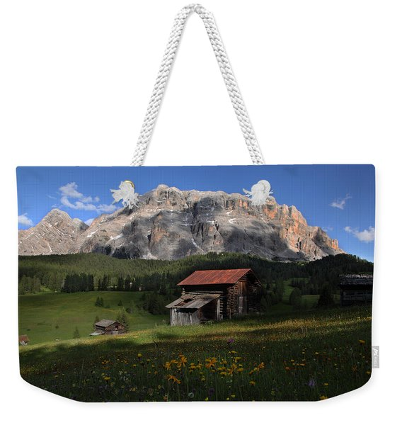 Spring At Santa Croce Weekender Tote Bag