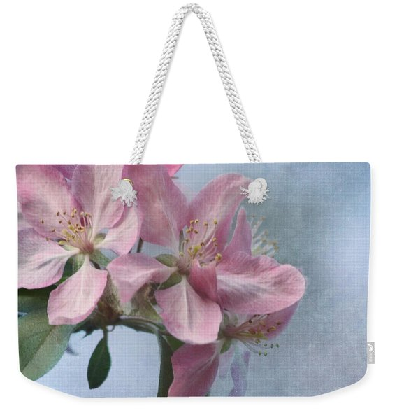 Spring Blossoms For The Cure Weekender Tote Bag