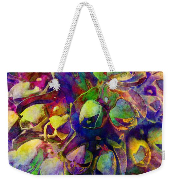 Spring In My Mind Weekender Tote Bag