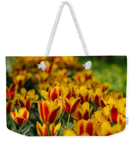 Spring Mood Weekender Tote Bag