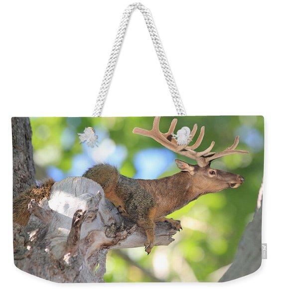 Squirrelk Weekender Tote Bag