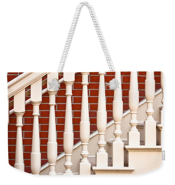 Stair Case Weekender Tote Bag