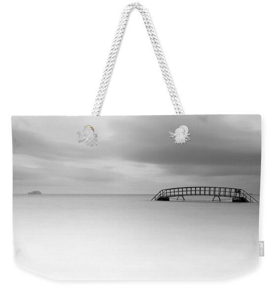 Stairs To Nowhere Weekender Tote Bag