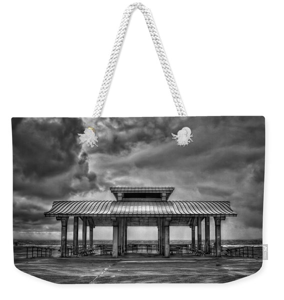 Storm Before The Calm Weekender Tote Bag