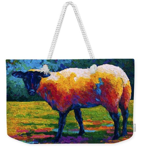 Suffolk Ewe IIi Weekender Tote Bag