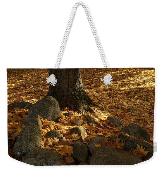 Sugar Maple Acer Saccharum Tree Weekender Tote Bag