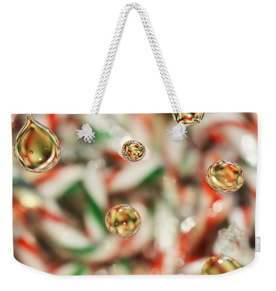 Sugar On Canes Weekender Tote Bag
