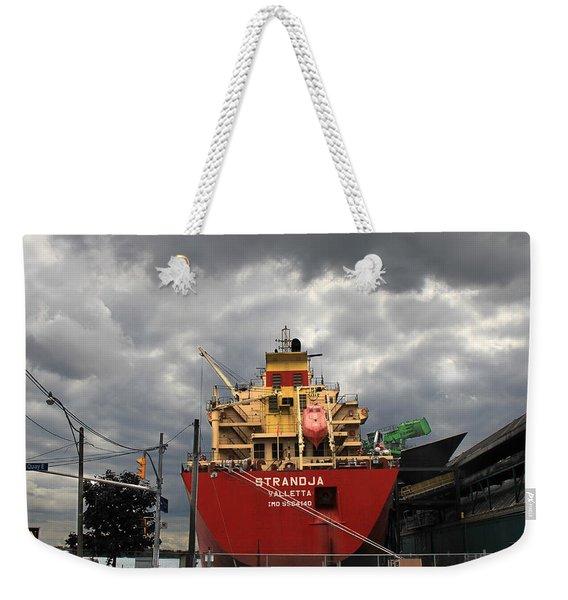 Sugar Ship Weekender Tote Bag