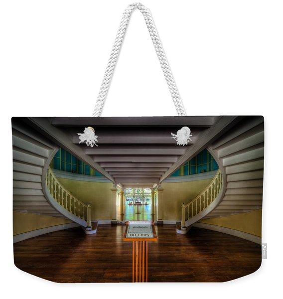 Summer Palace Weekender Tote Bag