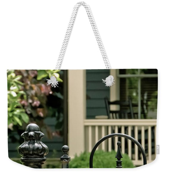 Sunday Afternoon In Doylestown Weekender Tote Bag