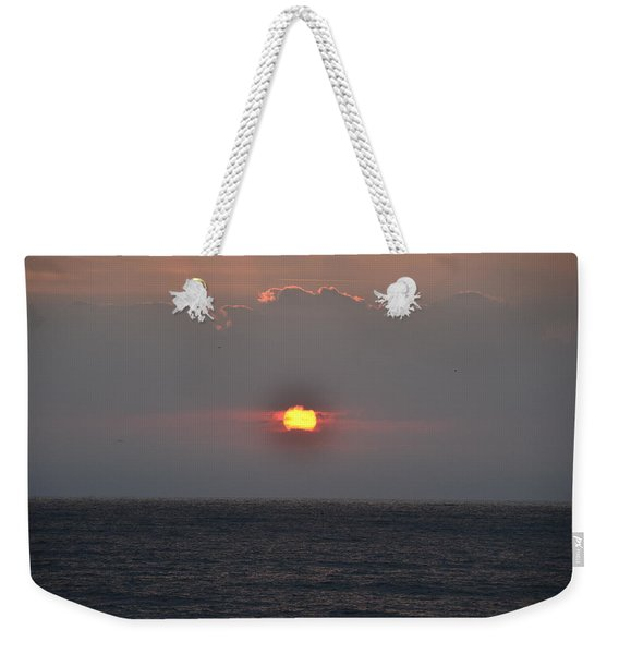 Sunrise In Melbourne Fla Weekender Tote Bag