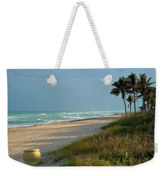 Sunset Pot Weekender Tote Bag