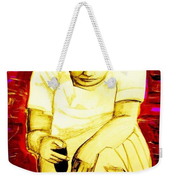 Suruhana Weekender Tote Bag