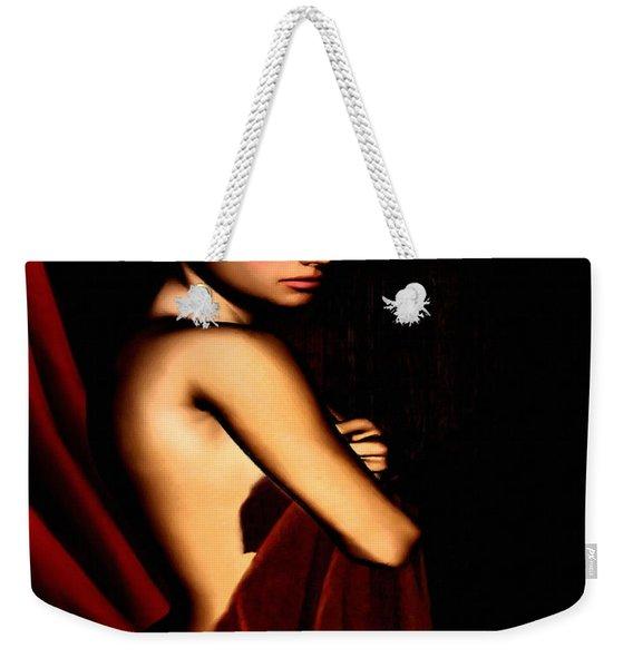 Survivor's Grace Weekender Tote Bag