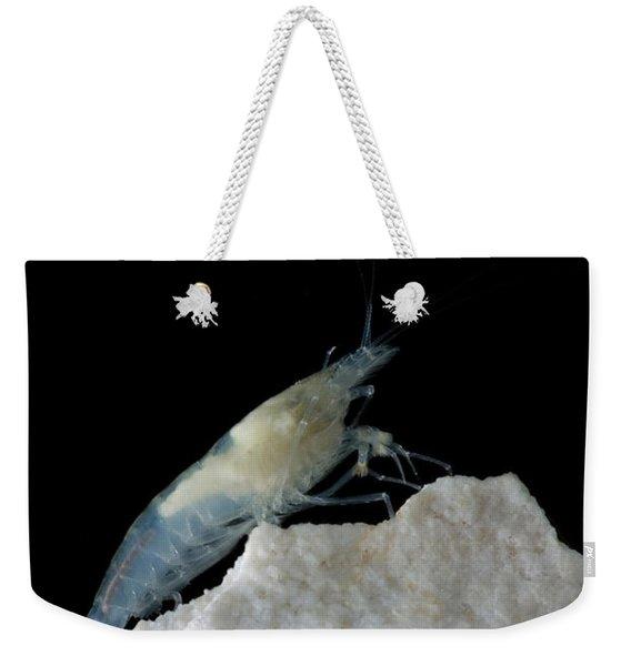 Taiji Cave Shrimp Weekender Tote Bag