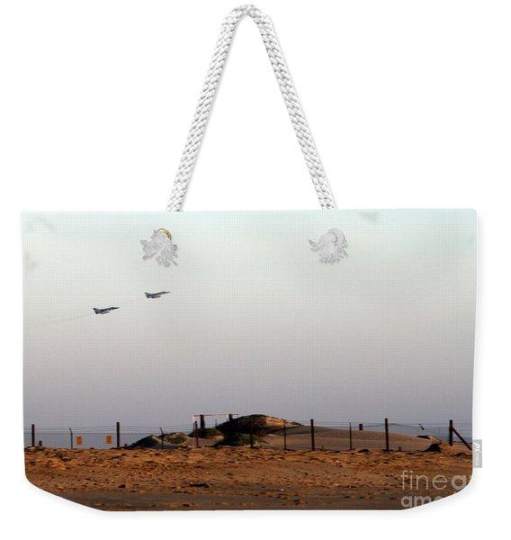Takeoff Weekender Tote Bag