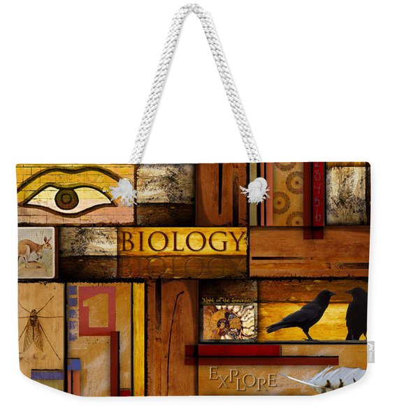 Teacher - Biology Weekender Tote Bag
