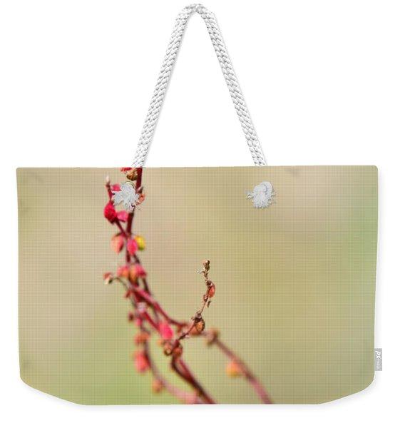 Tenderness In Japanese Style Weekender Tote Bag