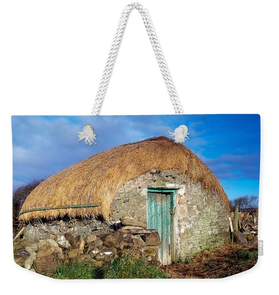 Thatched Shed, St Johns Point, Co Weekender Tote Bag