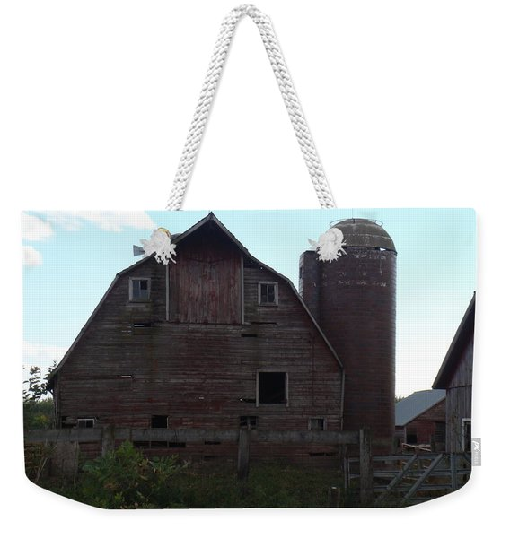 The Barn II Weekender Tote Bag