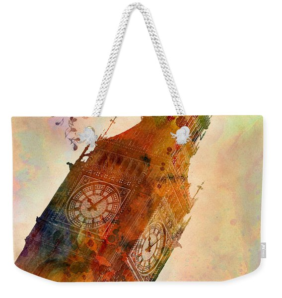 The Big Ben Weekender Tote Bag